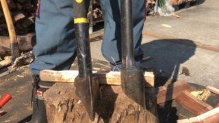 FISKARS X25斧 メキシコ製斧